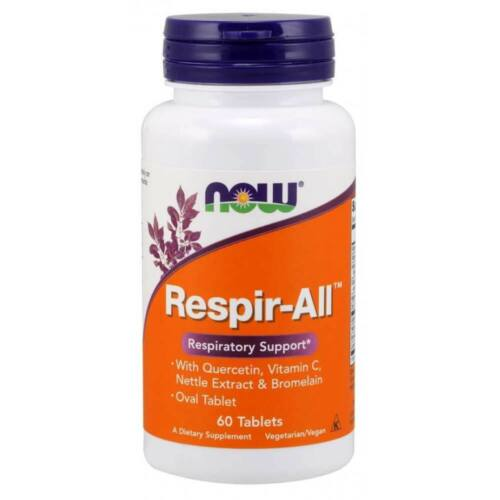 Now Respir-All™ 60 Tablets